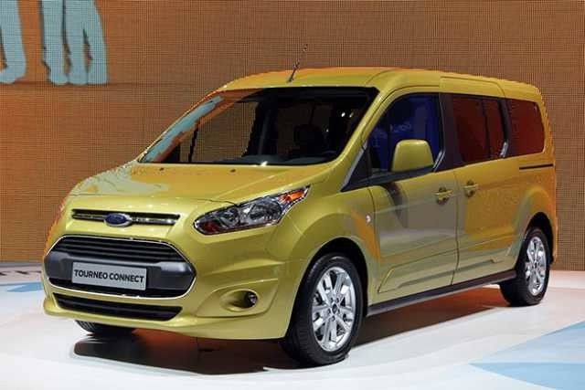 2016 Ford Tourneo From Ford Motor Company Is One Of The Ford Van