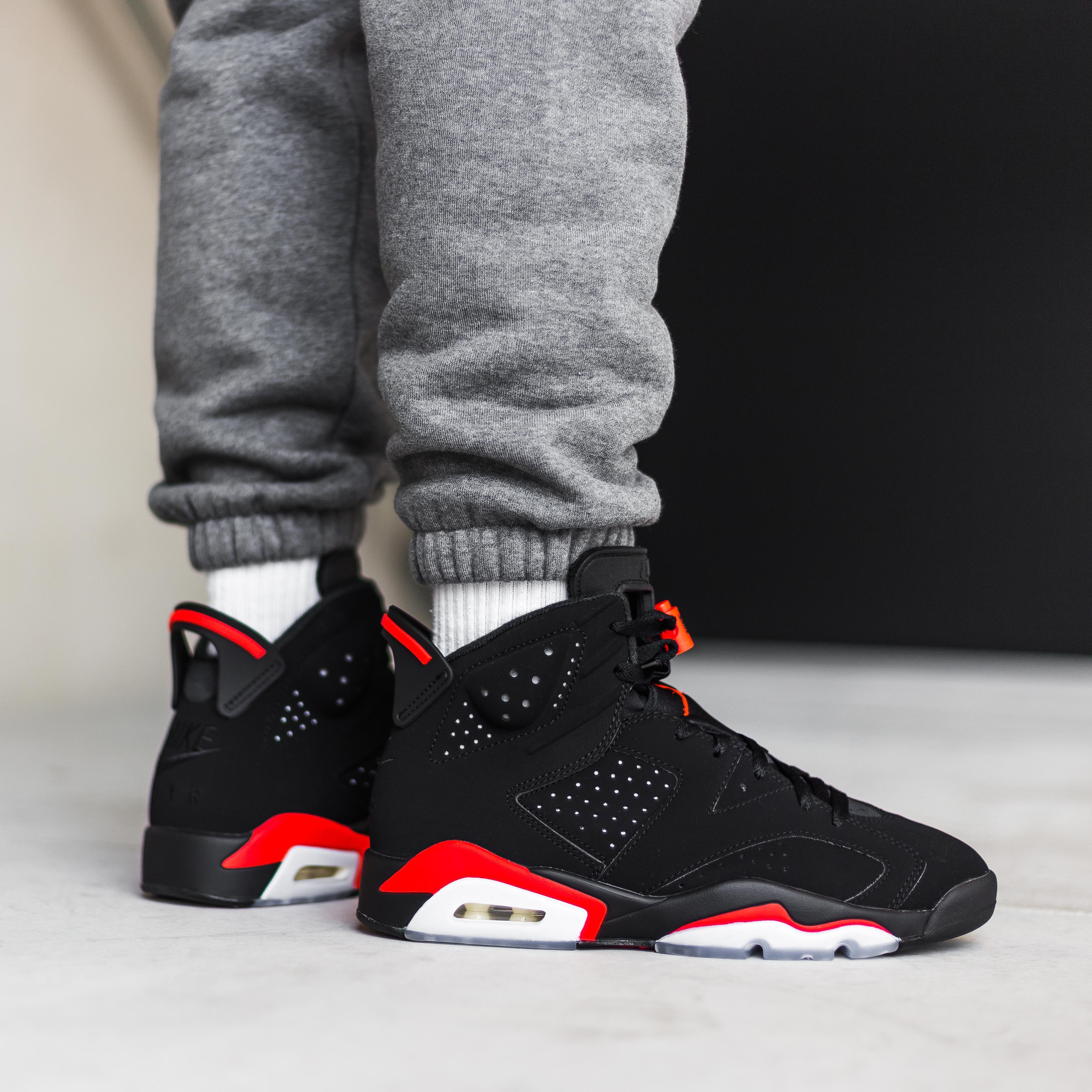 Air Jordan 6 Retro Black Infrared Air Jordans Retro Air Jordans Jordan Retro 6