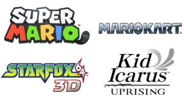video game logos and names nintendo - Google Search ...