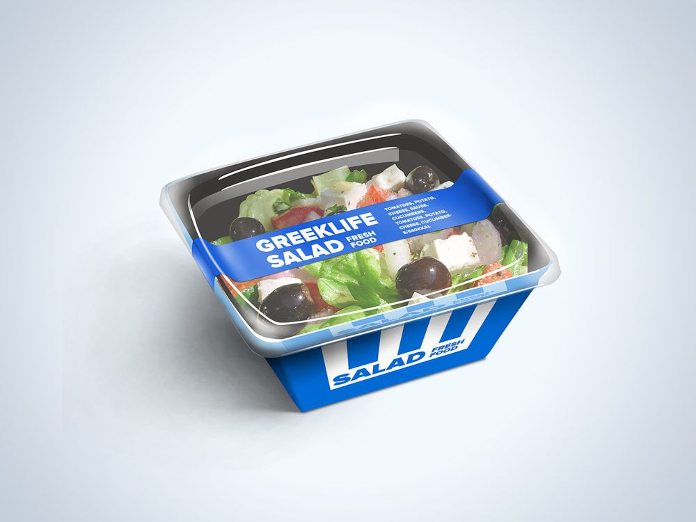 Download Food Container Free Mockup Free Mockup Food Containers Packaging Mockup Free Business Card Mockup