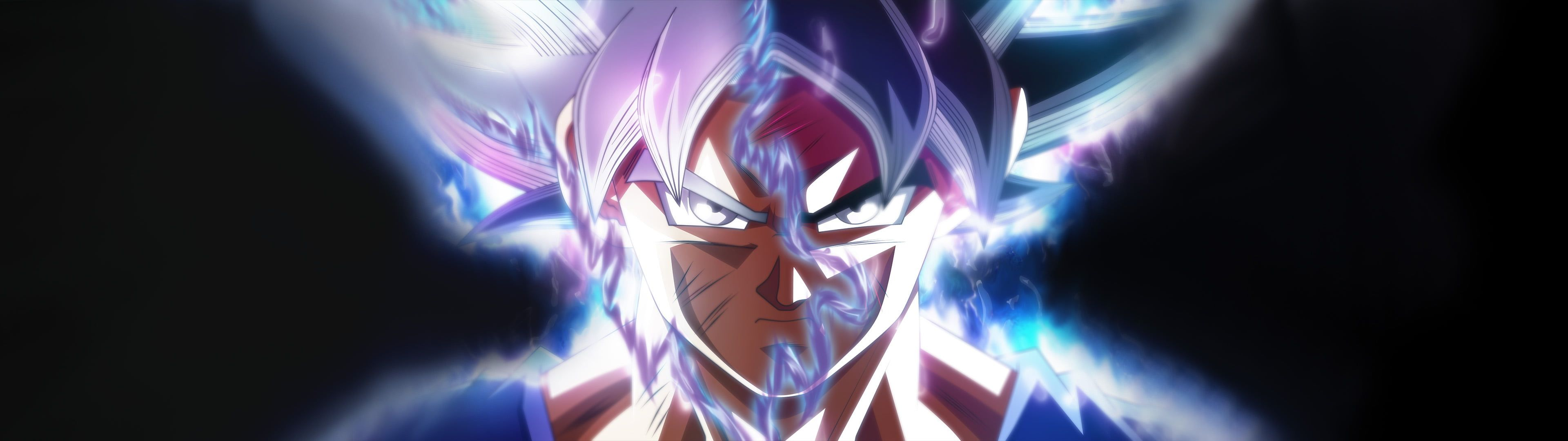 Son Goku Ultra Instinct Dragon Ball Son Goku Ultra Instict