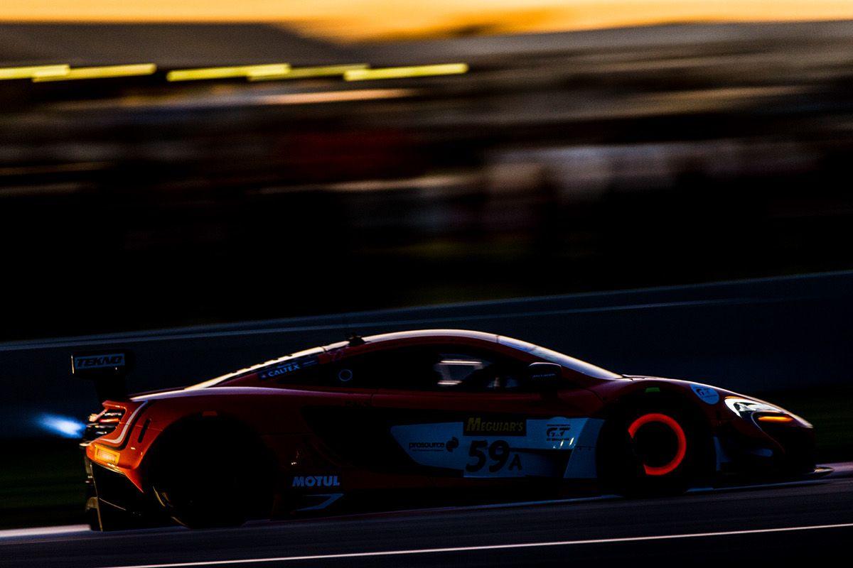 McLaren GT wins Bathurst12hr 2016