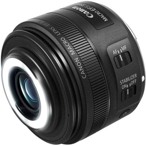 Canon Ef S 35mm F 2 8 Macro Is Stm Lens Dslr Lens Lens Macro Lens