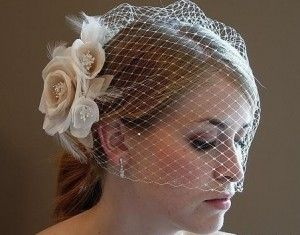 1000 images about mariage coiffure et ongles on pinterest - Bibi Mariage Voilette