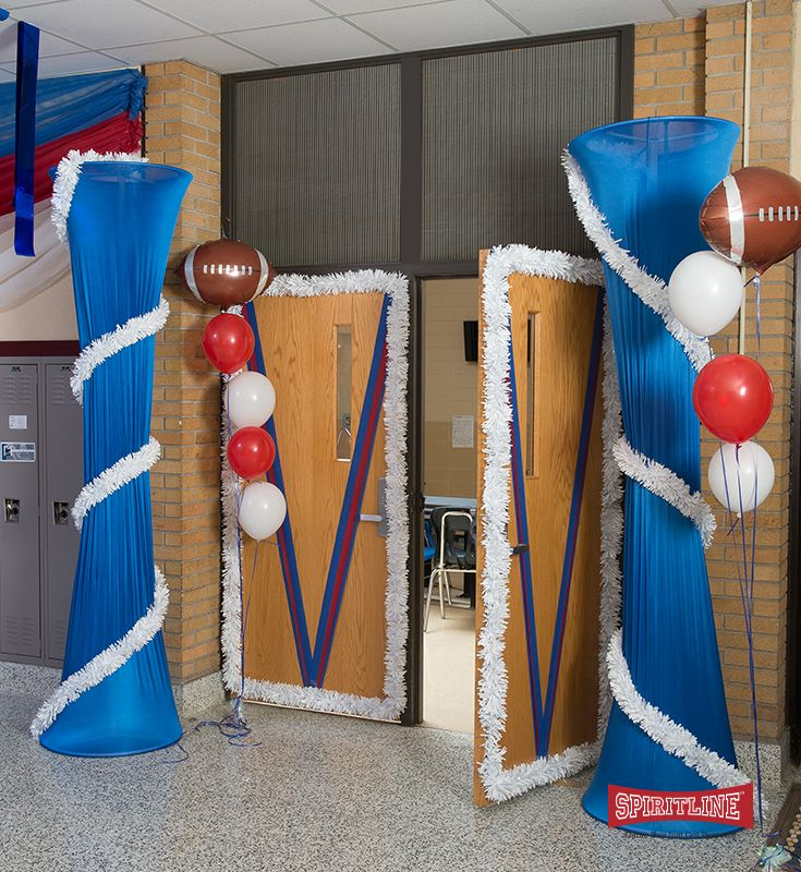 Go All Out For Your Homecoming Decorations Pep Rally Decorations
