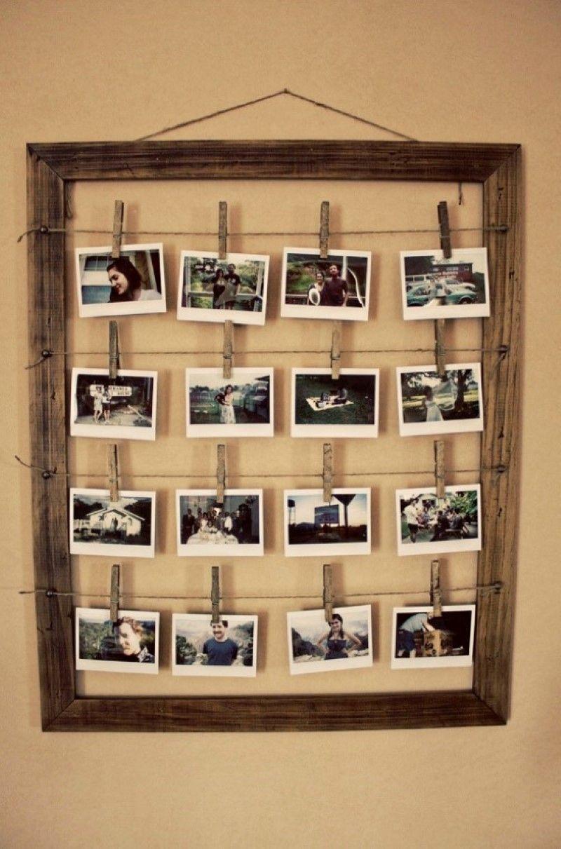 Deko Mit Erinnerungen 11 Ideen Mit Denen Sie Fotocollage Selber