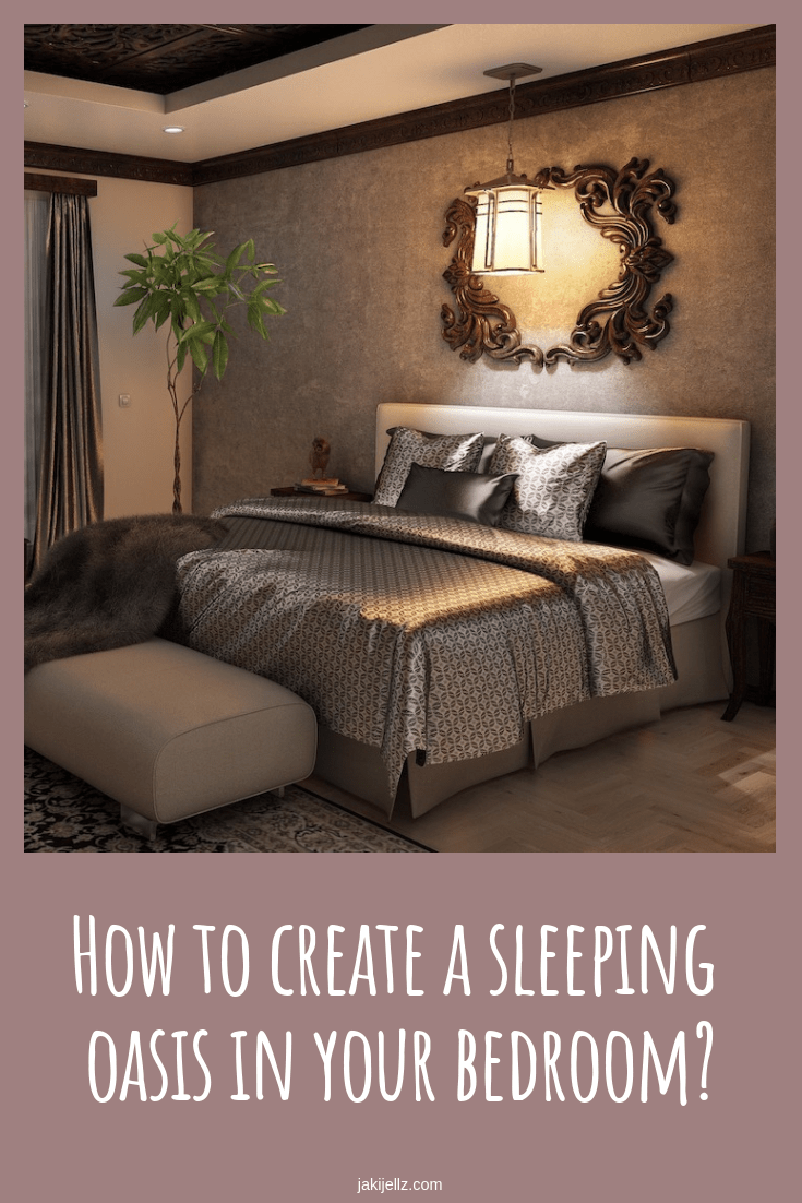 How To Create A Sleeping Oasis In Your Bedroom Home Bedroom