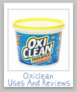 The Ultimate Guide To Oxiclean Reviews Amp Uses Stain