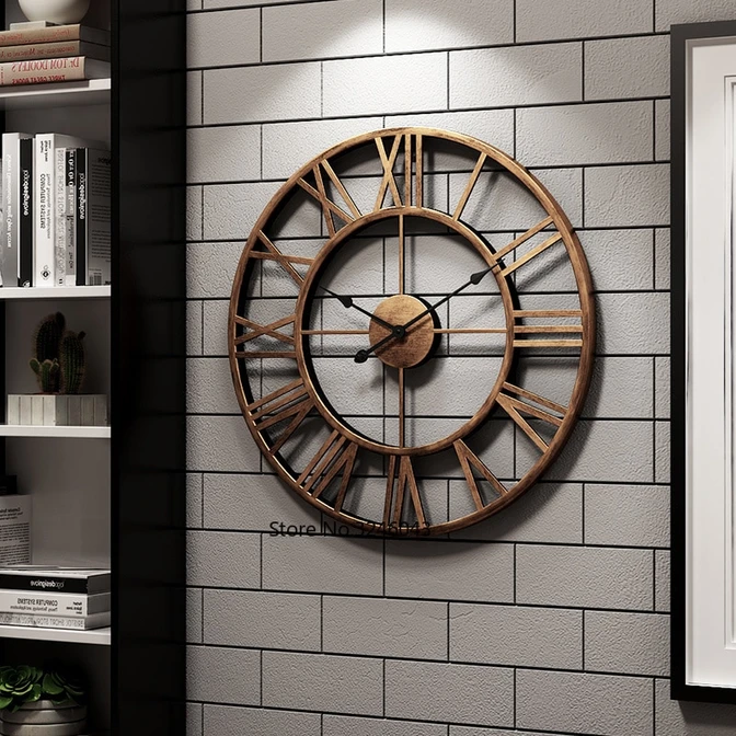 Manhattan Wall Clock In 2020 Big Wall Clocks Large