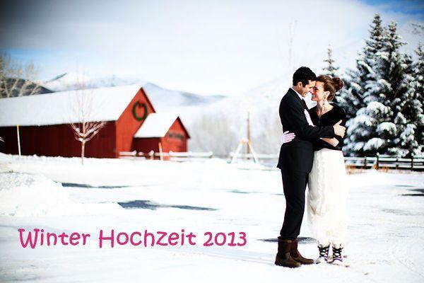 Winter Hochzeit 2013 Brautkleider Hochzeitskleider aus Spitzen