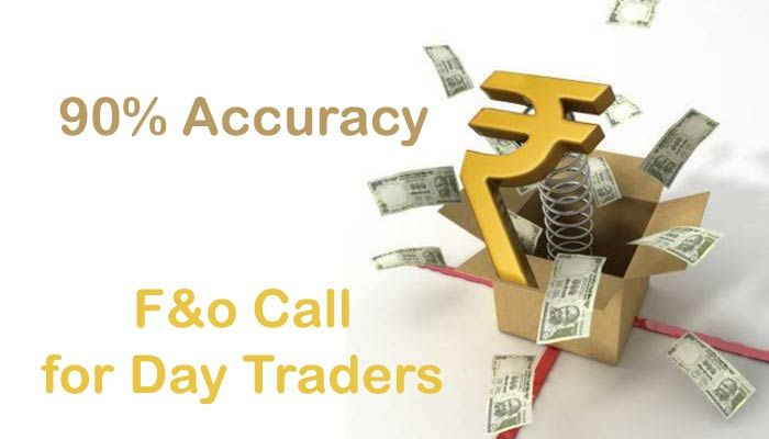 How To Trade Our F O Call Make Money Is A Short Form For Futures And Options Segment In Nse Share Market We Will Be Giving You The Stock