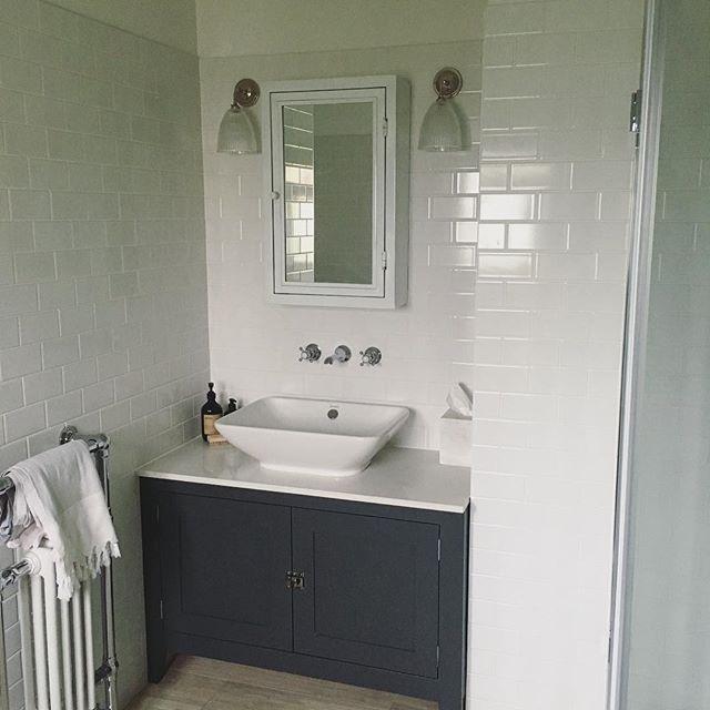 Mini Metro White MATTE Flat Wall Tiles 7.5x15cm   Wall ...
