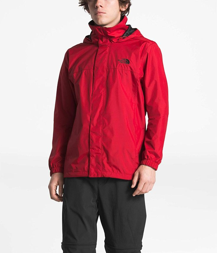The North Face Men's Resolve 2 Jacket Fabric Imported ...