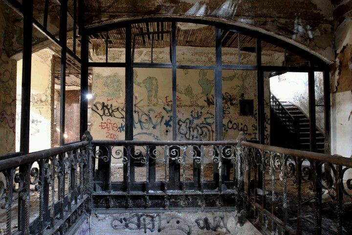 Staten Island Infirmary, second floor