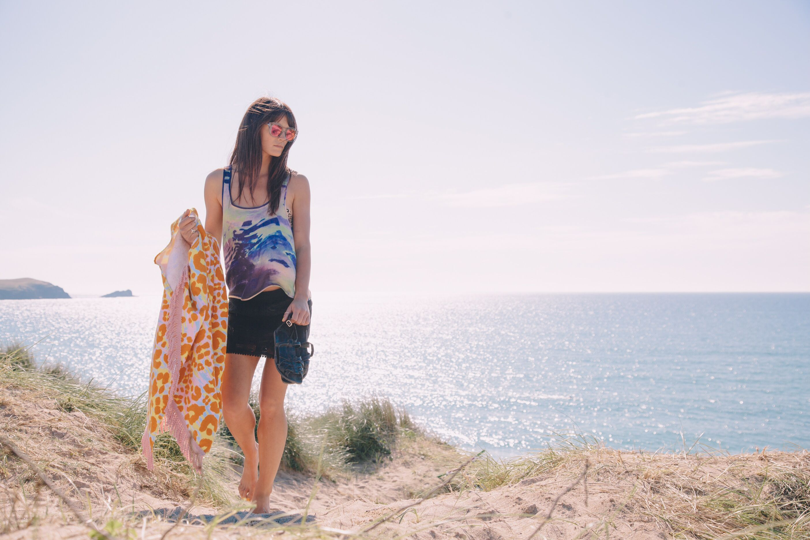 Beach shoot for Roos Beach