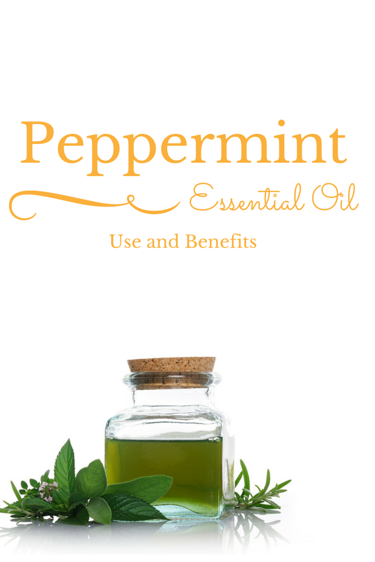 How to Use Peppermint Essential Oil Peppermint
