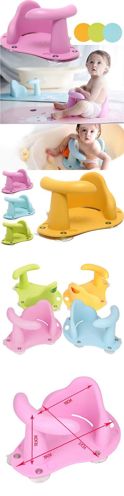 Bath Tub Seats and Rings 162024: Baby Infant Ring Seatbath Tub Bath ...