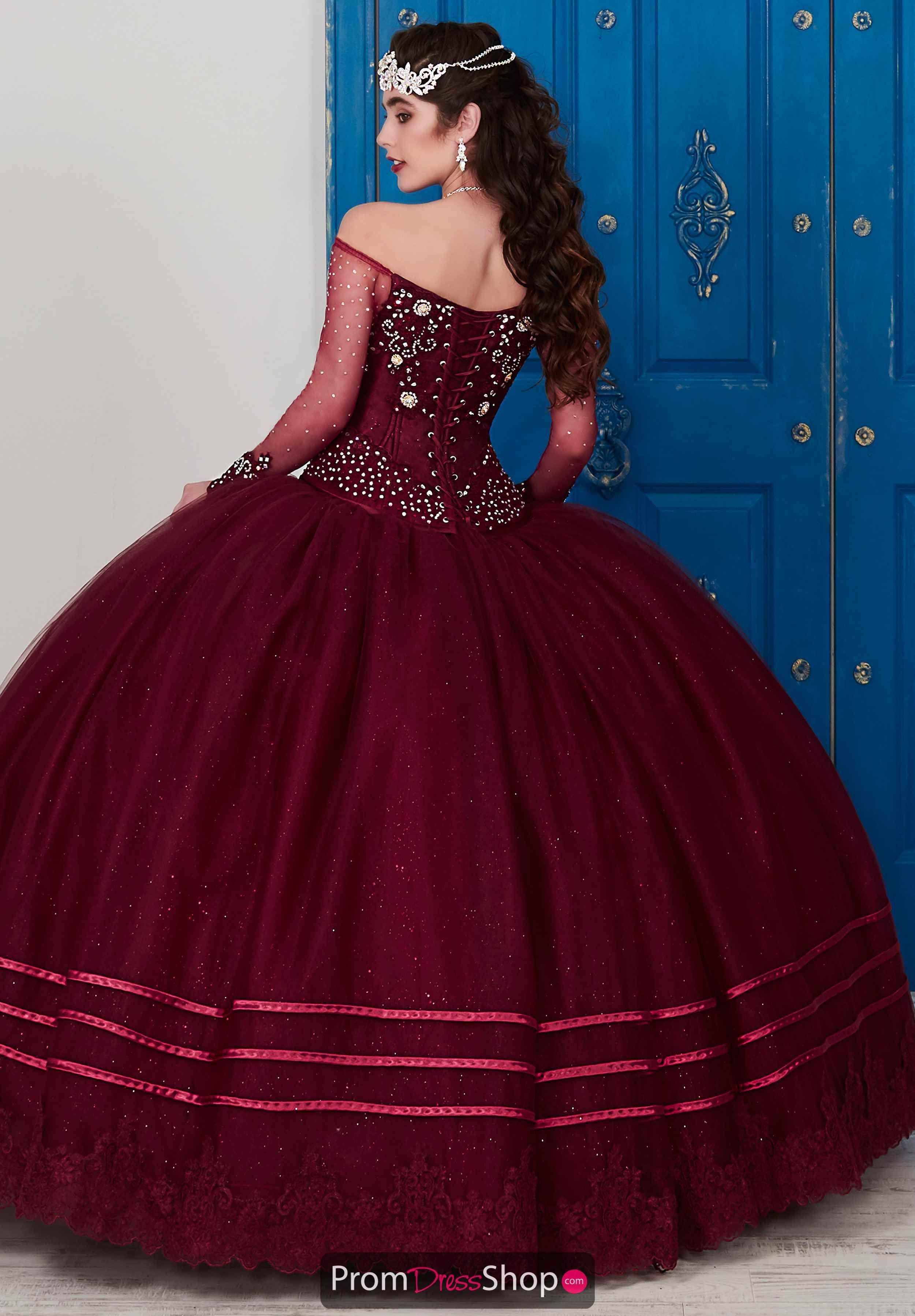021690f89e6e Romantic Long Sleeve Tiffany Quince Dress 24039 in 2019