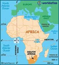 Where Is Algeria Located In Africa