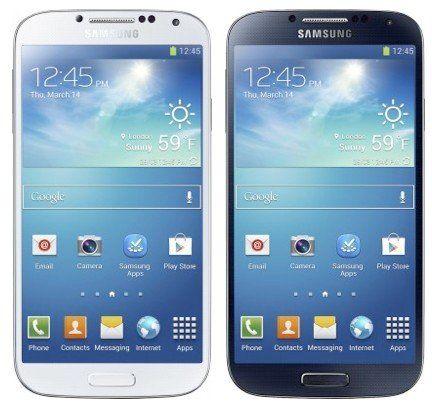 Presentation du Galaxy S4