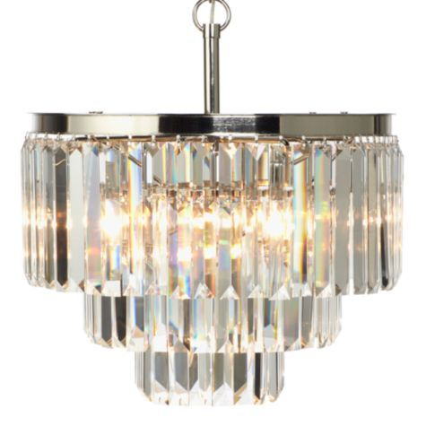 Luxe Crystal Chandelier Home Decor Crystal Chandelier Lighting
