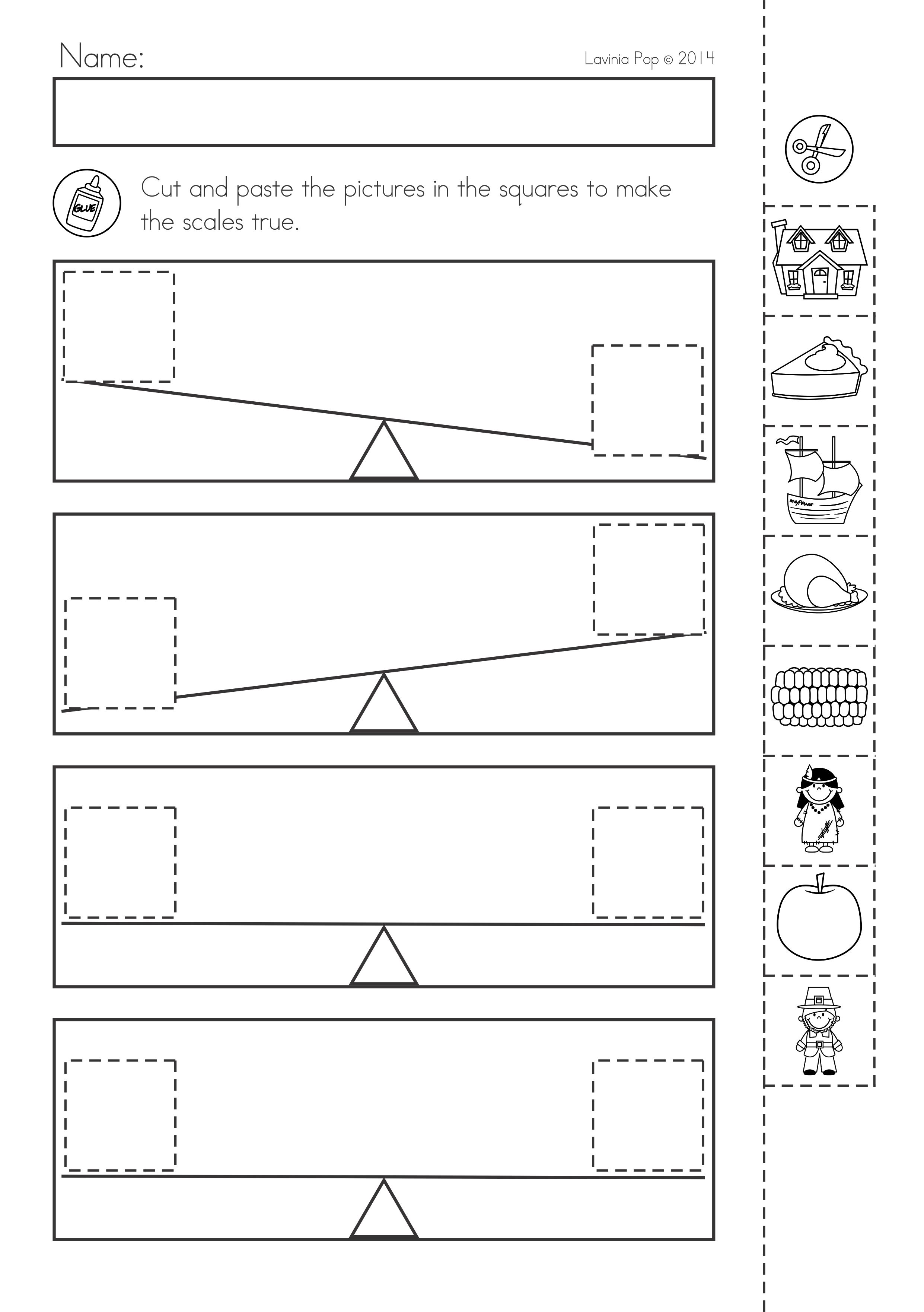 Thanksgiving Math Literacy Worksheets And Activities Literacy Worksheets Thanksgiving Math Math Literacy [ 3524 x 2482 Pixel ]