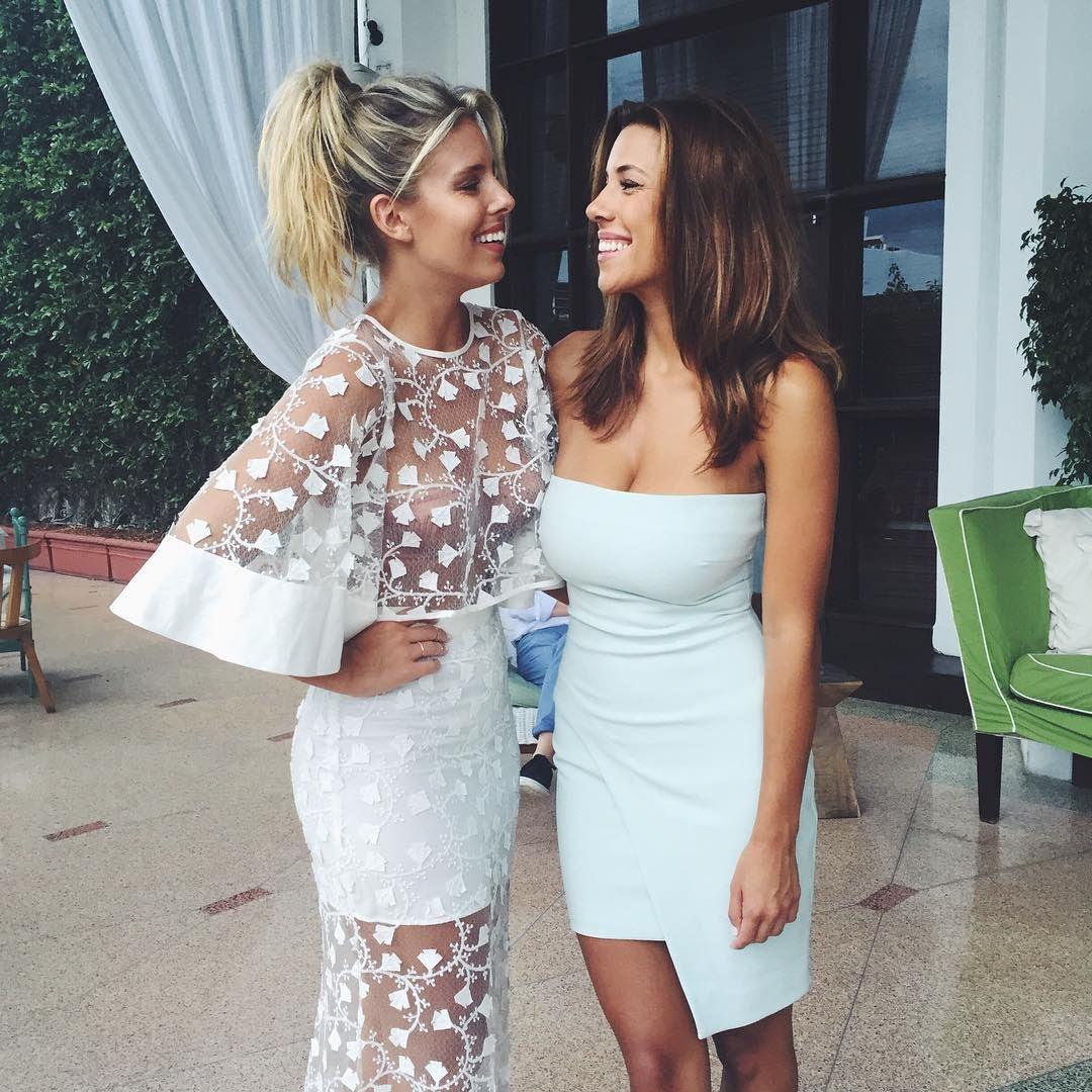Natasha & Devin both so gorgeous.
