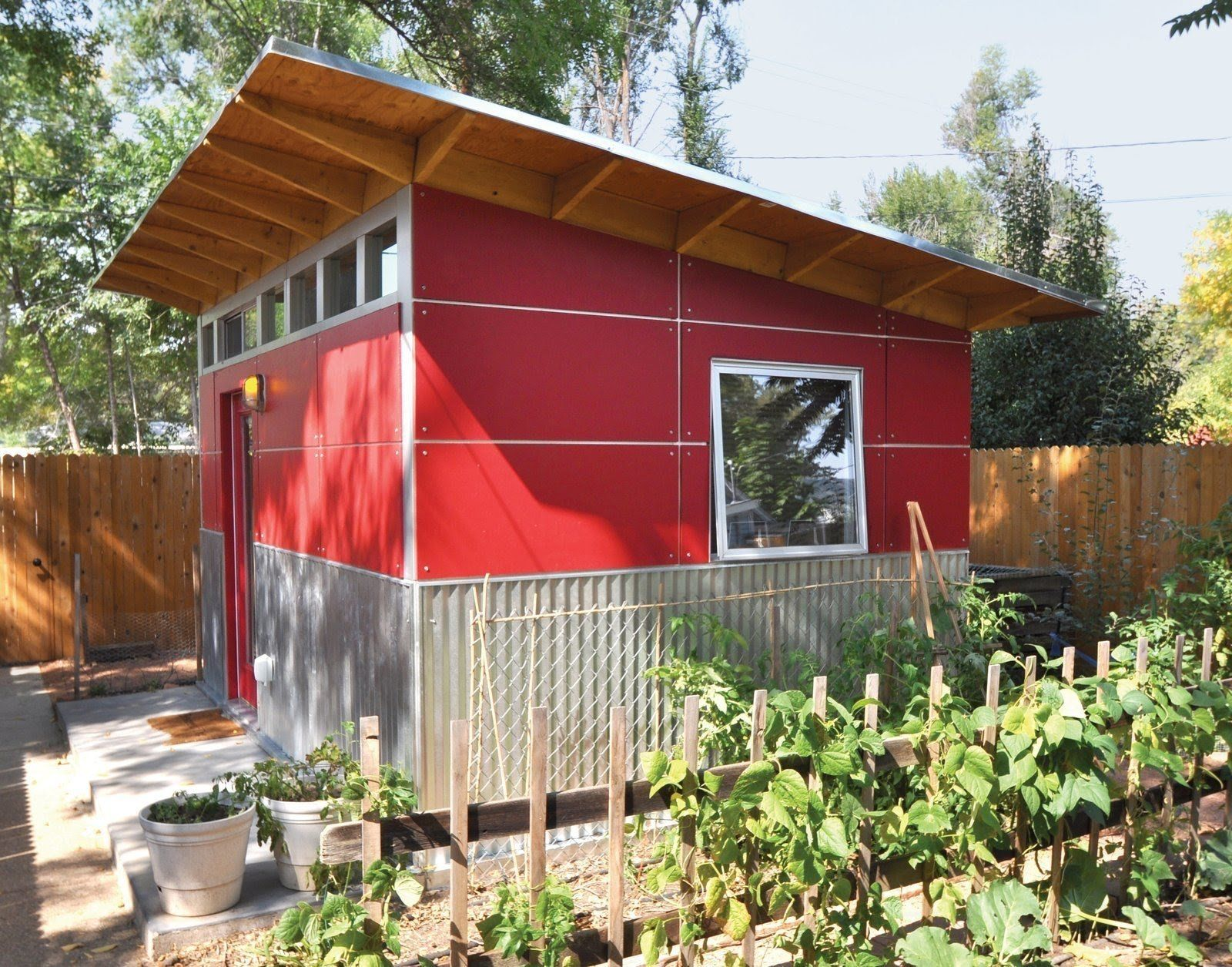 office garden shed. Dwell - 8 Tiny Sheds And Studios Used As Home Offices Or Creative Retreats Office Garden Shed