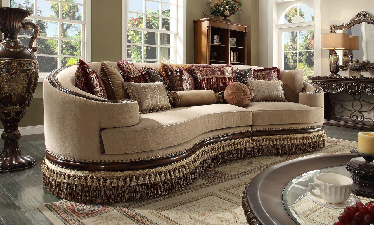 Homey Design 3 Pcs Hd 1629 Sectional Sofa Set For 4890 Sectional Living Room Sets Modern Sofa Set Living Room Sets