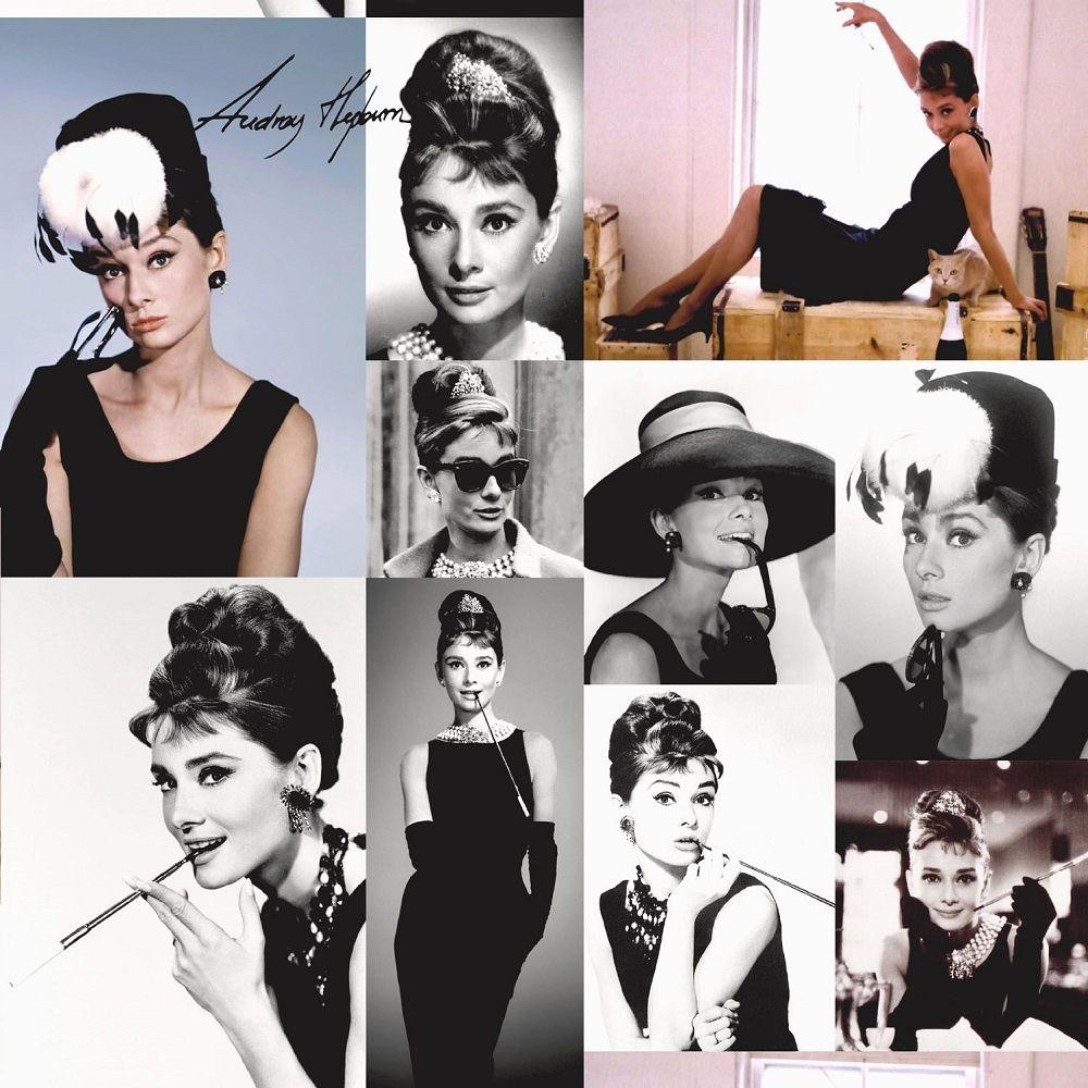Holden Audrey Hepburn Wallpaper 97610 Holden Decor Range  # Hepburn Muebles