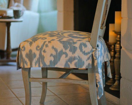 Coprisedie Economici ~ Cuscini per sedie in stile provenzale quali scegliere per