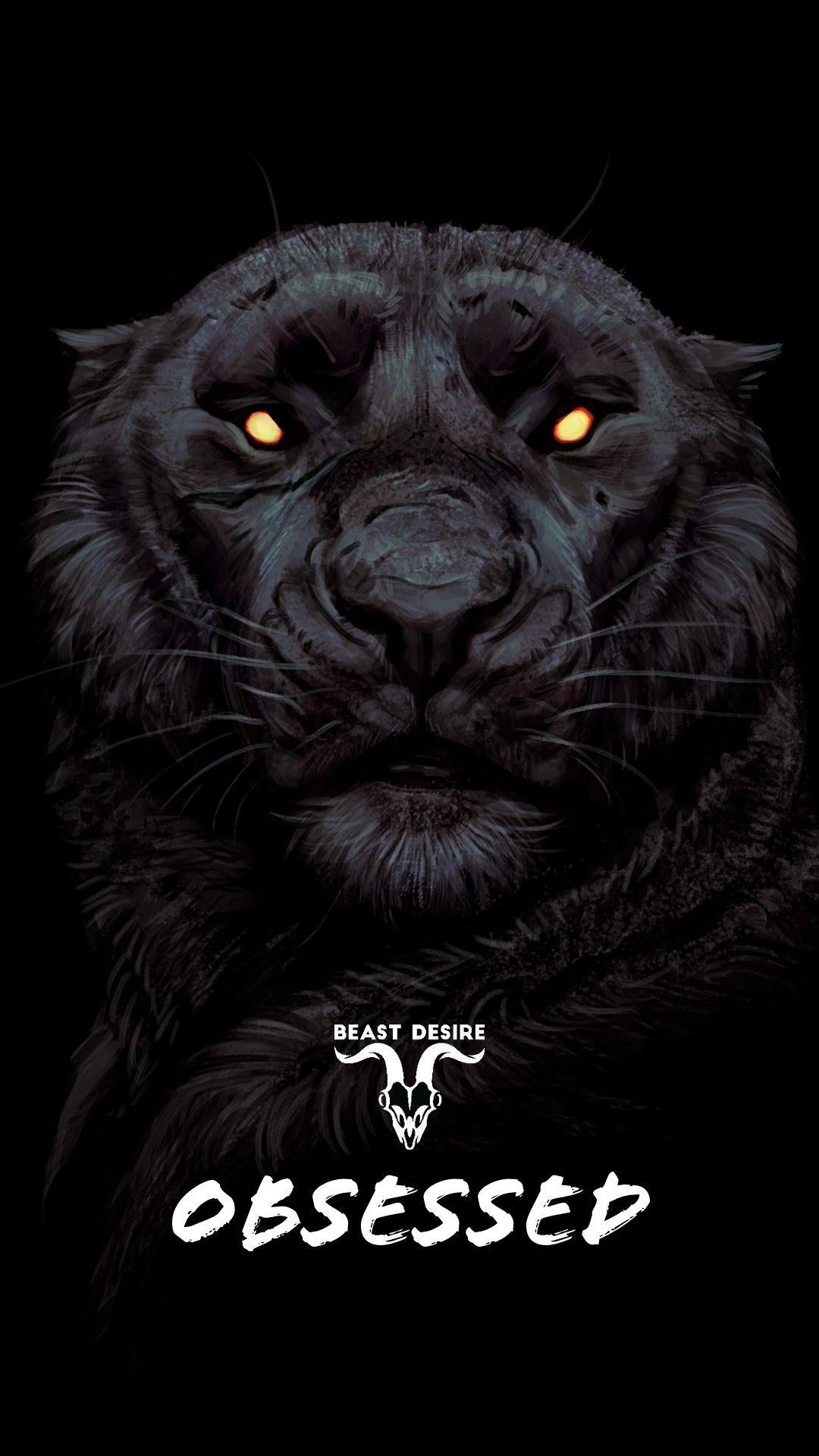 Beast Desire Wallpaper Big Cats Art Panther Art Tiger Art