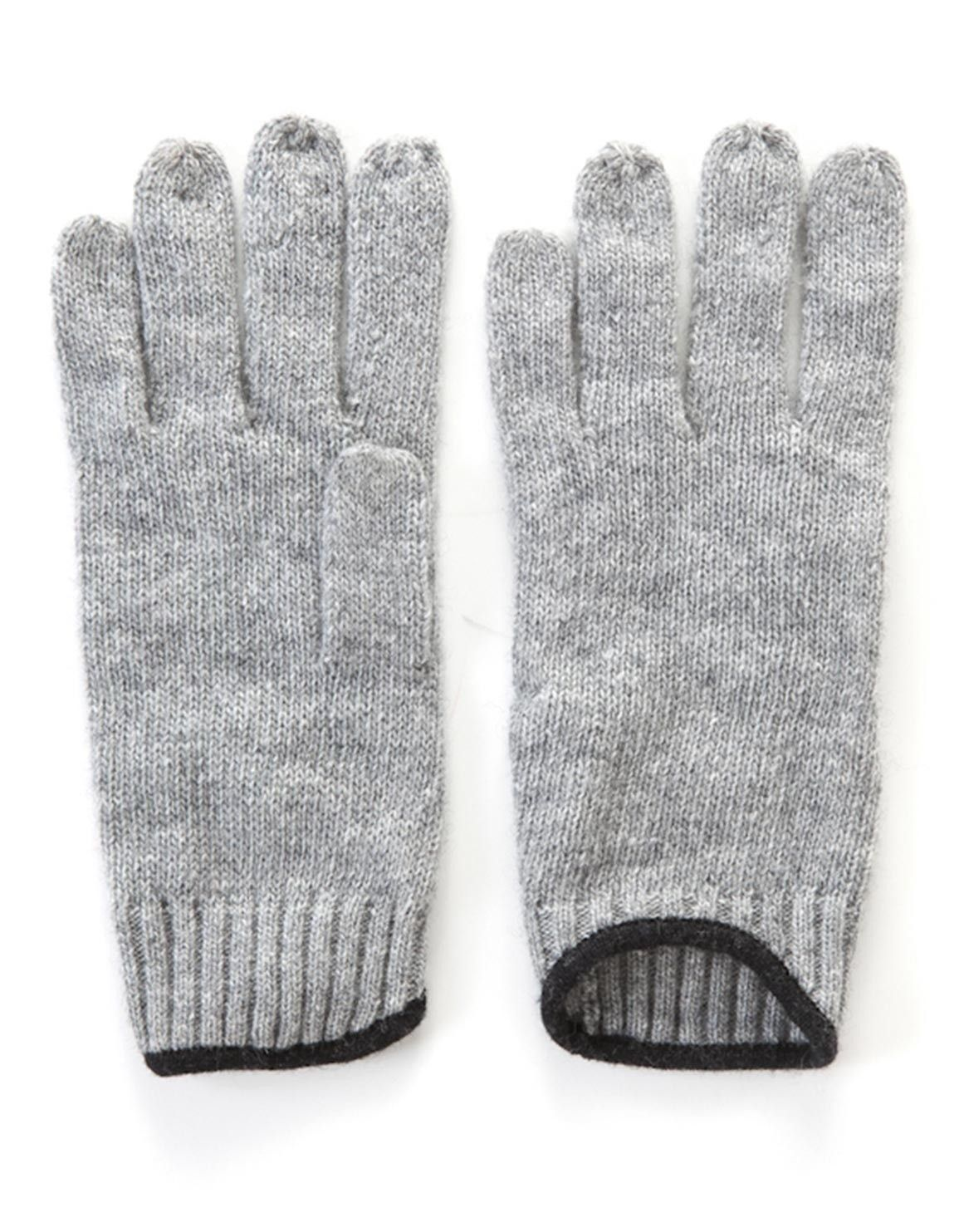 Contrast Cuff Glove (With images) Gloves, Hats for women