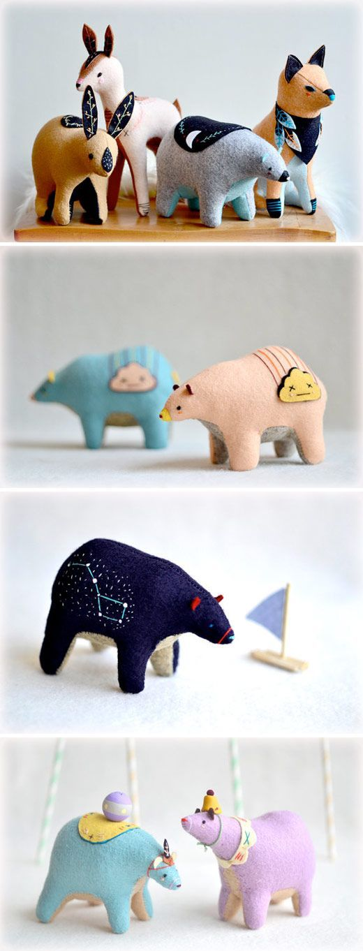 Fantasting Make a Stuffed Animal Ideas