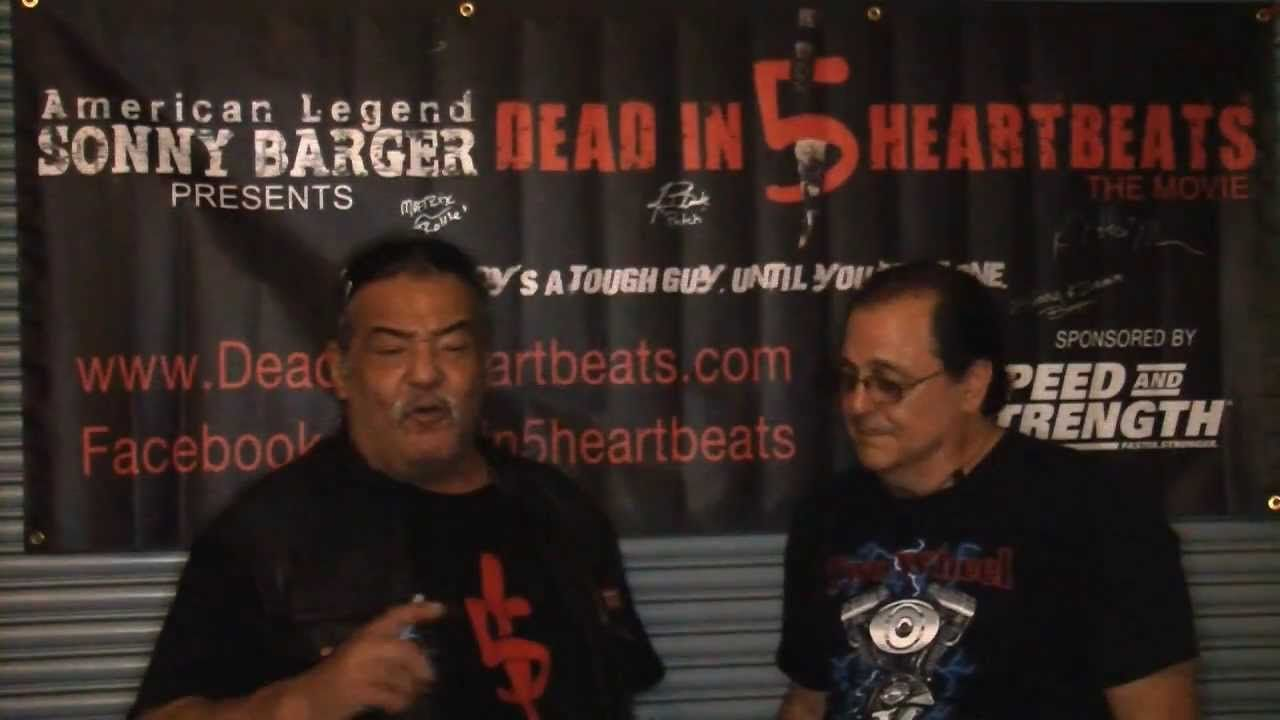 """Robert """"Chico"""" Mora Video Honoring """"Chico"""" from The Movie """"Dead In 5 Hea..."""
