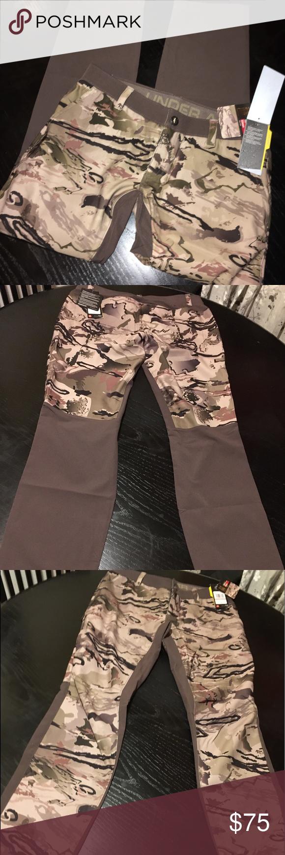 92f19453c6596 Under Armour Early Season Ridge Reaper Camo Pants Under Armour Women's  Storm1 Ridge Reaper Camo Pants | Size 12 | UA Women's Early Season Field |  Storm1 ...
