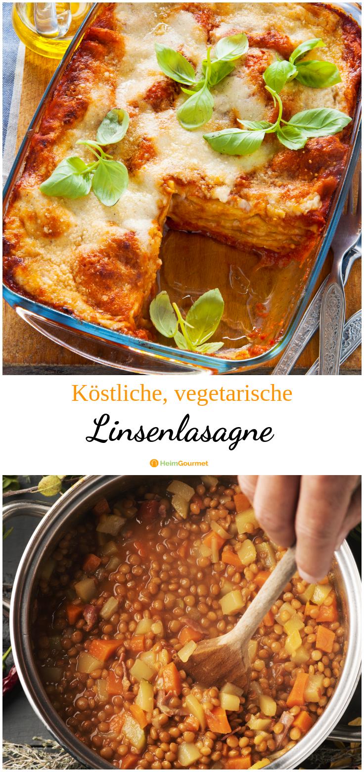 Photo of Köstlich und nahrhaft: Linsenlasagne