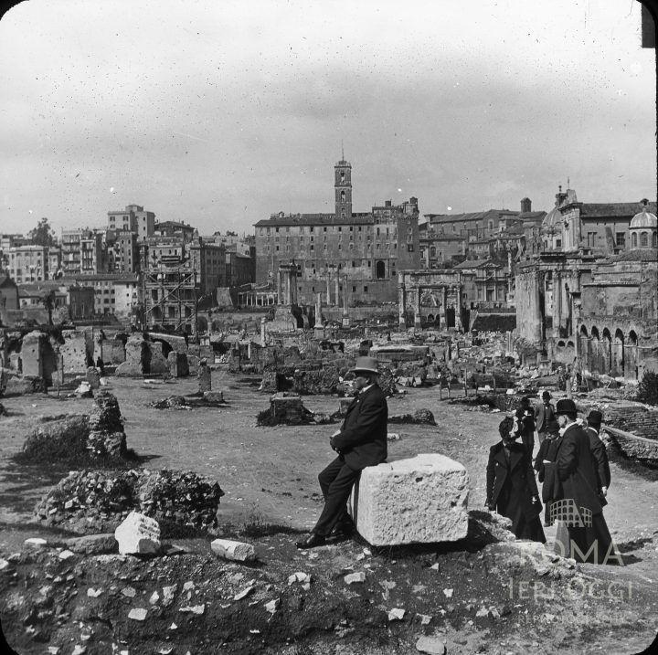 Roma, Foto, Foto Storiche