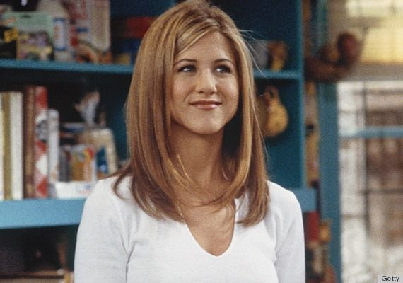 9 Rachel Green Hairstyles From Friends What They Say About You Rachel Green Hair Rachel Hair Jennifer Aniston Hair