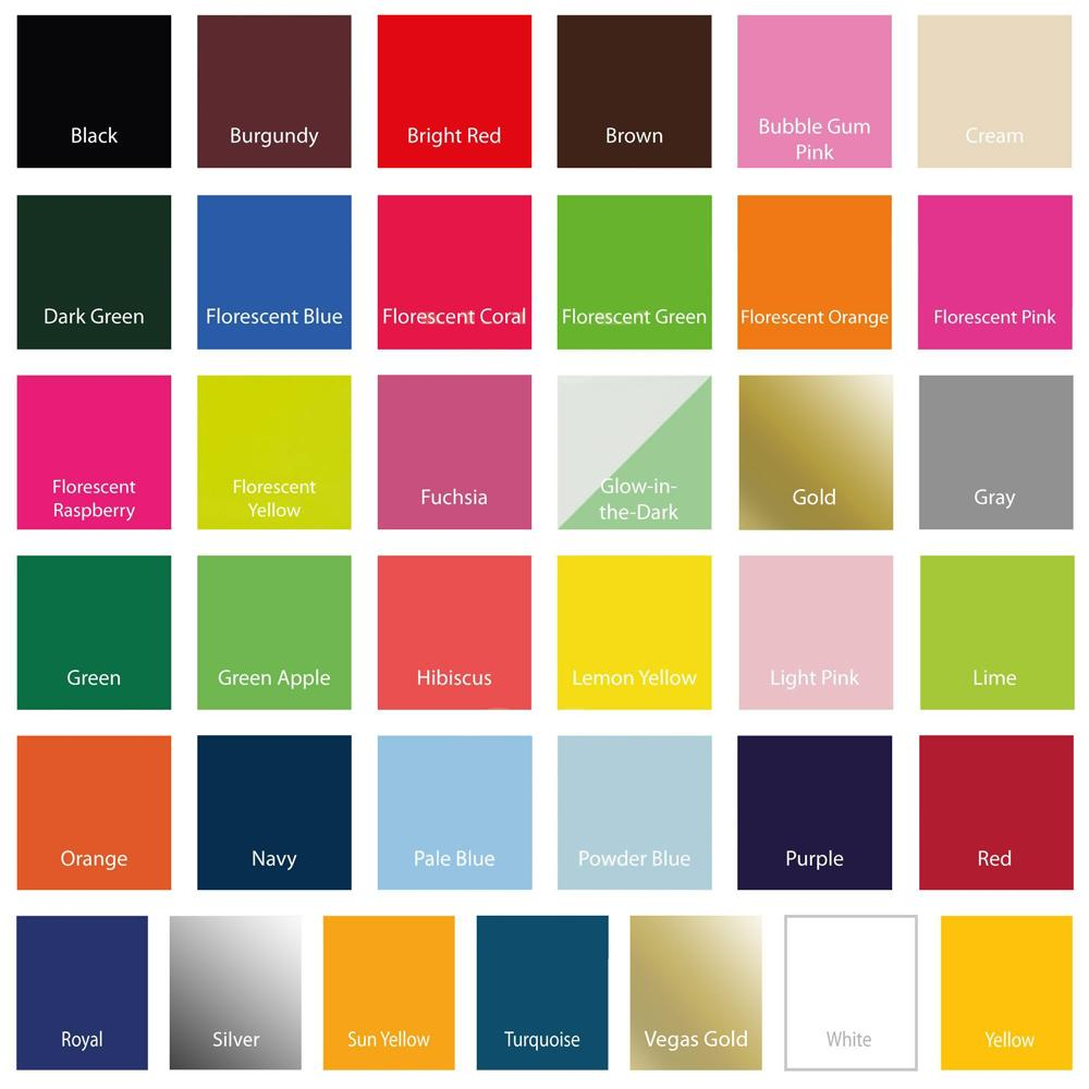 Siser Easyweed Heat Transfer Vinyl Htv 15 X 12 Sheet 48 Colors Available Heat Transfer Material Siser Easyweed Easyweed
