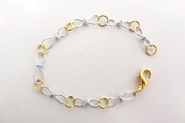 Cool wire bracelet patterns-make stunning bracelets for couples – Pandahall