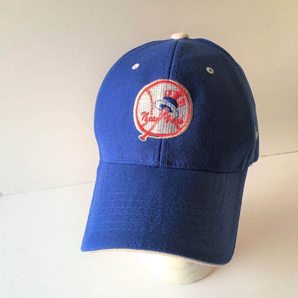 eec060076e3 ... official store new york baseball red white blue adjustable strap  baseball cap red 6c60c 1307f
