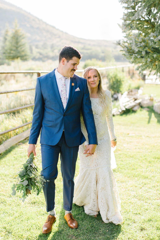 Boho Mountain Wedding in Pine Valley Southern Utah Wedding ...