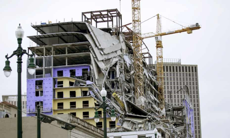 Whistleblower In New Orleans Hotel Collapse Is Deported To