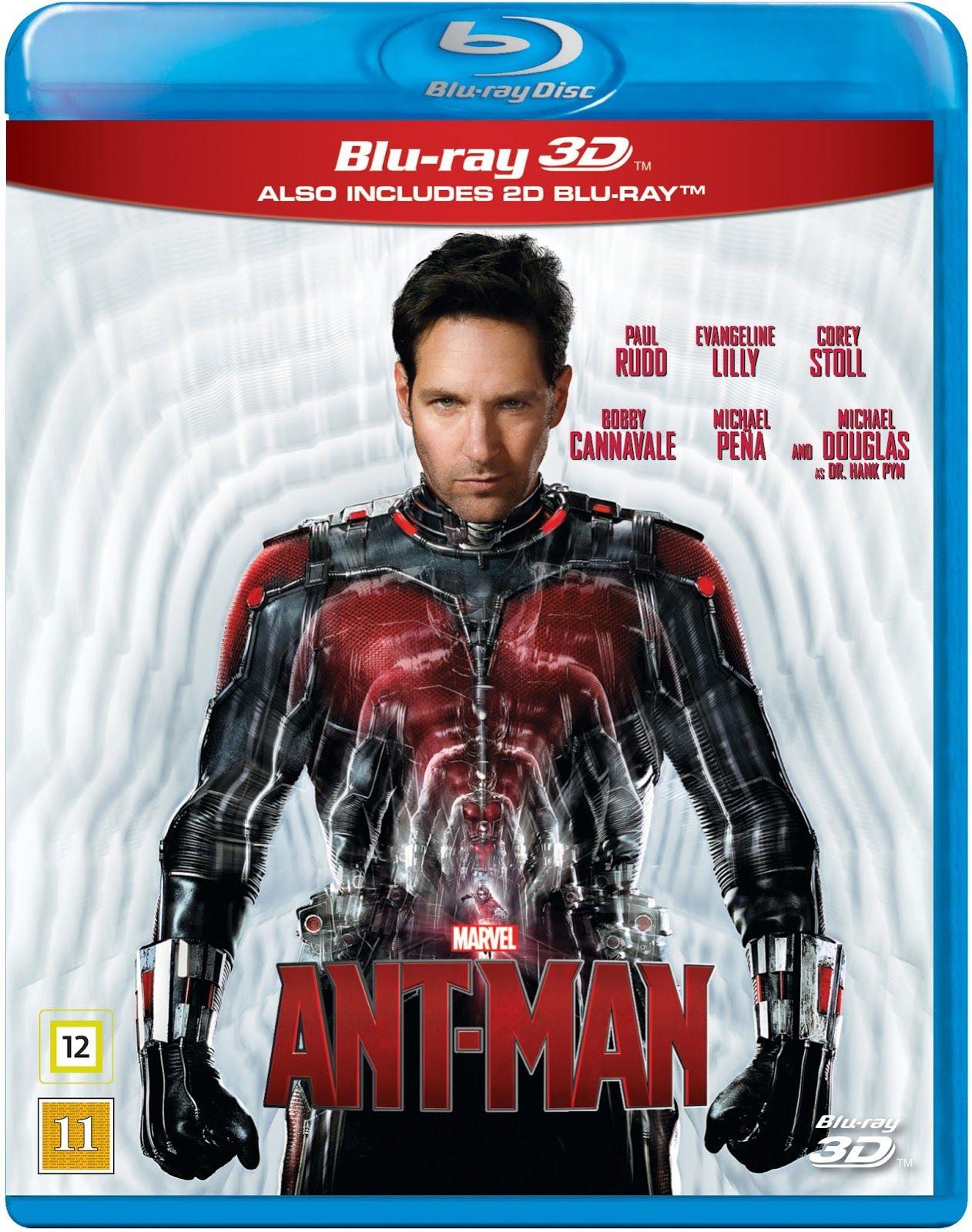 AntMan (2015) BluRay X264 1080p Dual Audio [Eng DD5.1
