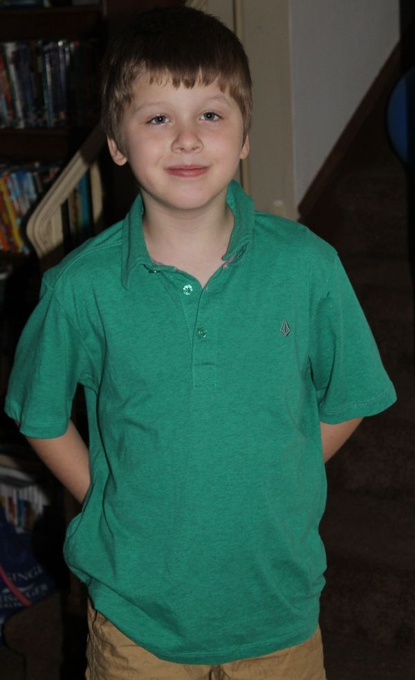 Check out my son's stylin' new outfits from Zappos! #sponsored #MC #ZapposStyle