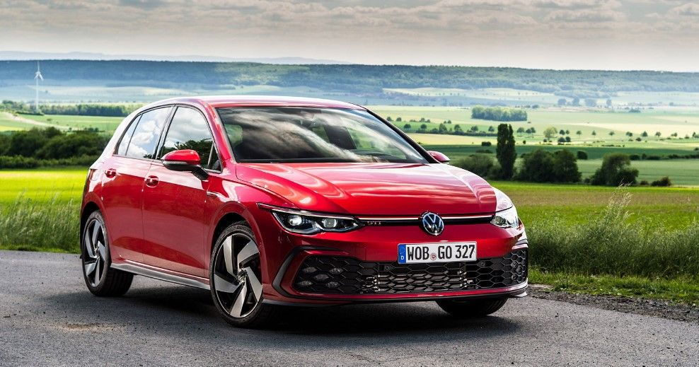 Vw Reveals 296 Hp Gti Clubsport Tuned On The Nurburgring Volkswagen Gti Golf Gti Volkswagen Golf Gti