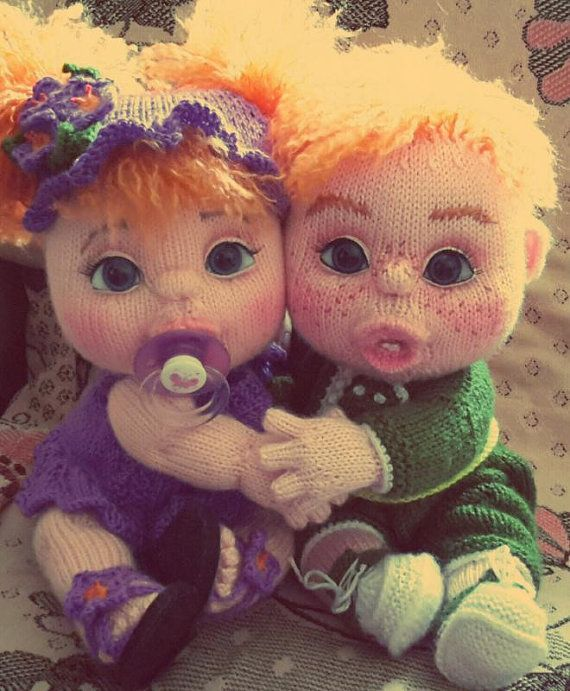 My dolls pattern in russian language by DollsByDiana on ...