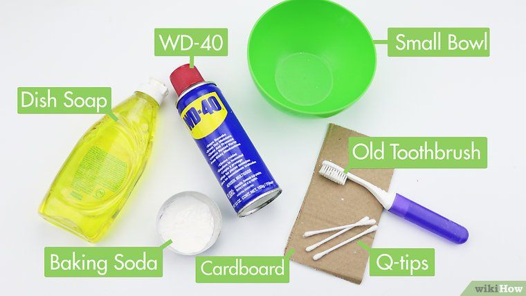 How To Get A Dried Oil Stain Out Of Clothes