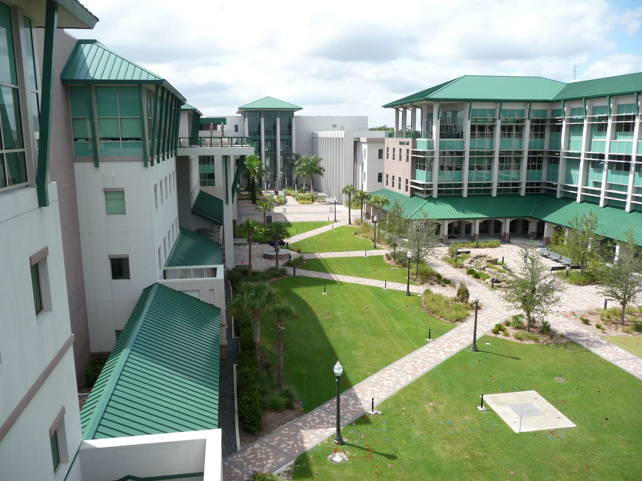 Bower School Of Music Florida Gulf Coast University Fort Myers FLPfeiffer Partners Architects